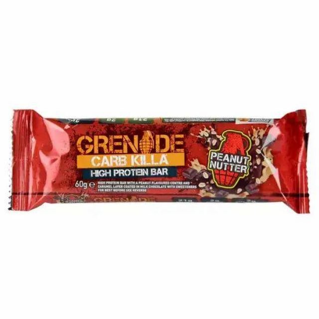 Grenade Carb Killa Peanut Nutter 60g