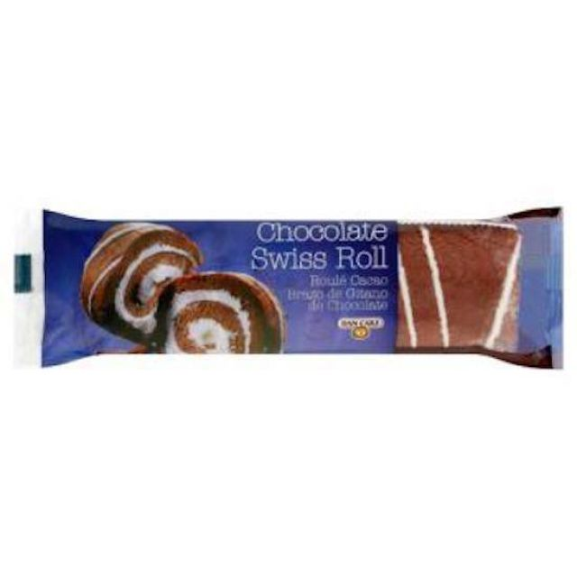 Country Garden Chocolate Swiss Roll 300g