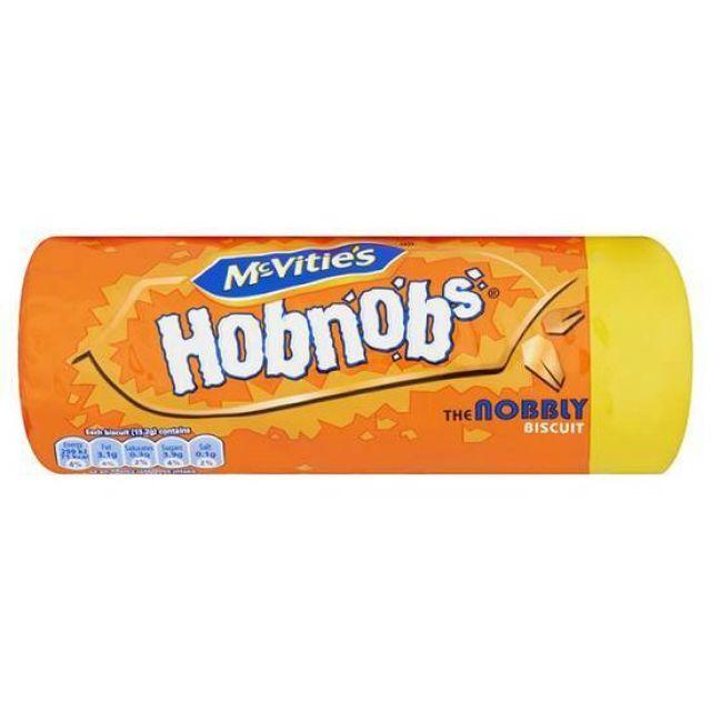 McVitie's Hobnob's The Nobbly 300g