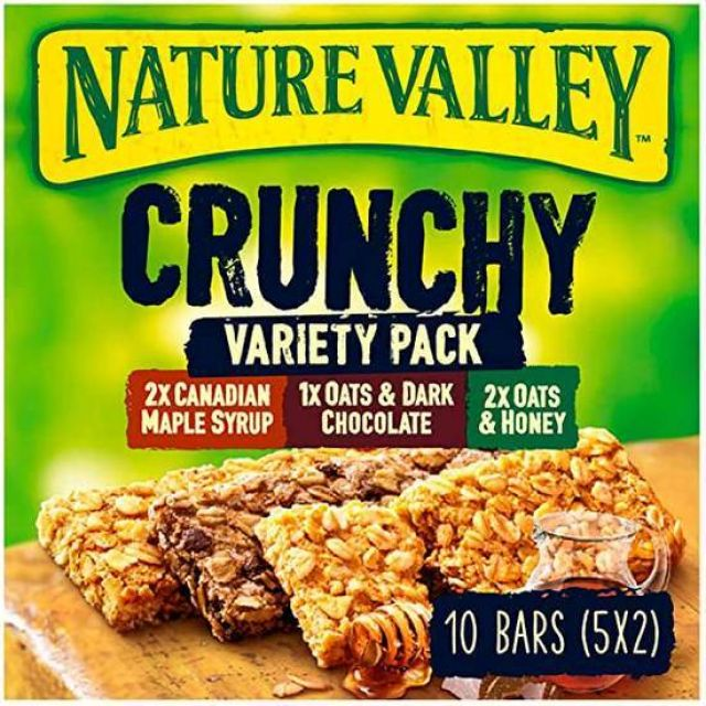Nature Valley Crunchy Variety 5 Pack