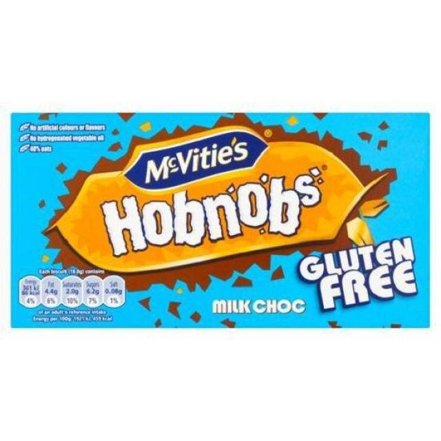 McVitie's Gluten Free Milk Chocolate Hobnobs 150g