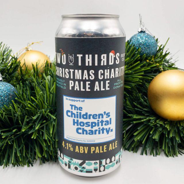 Pale Ale - Two Thirds - Charity Pale Ale 4.% (440ml)