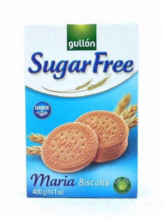 Gullon Sugar Free Biscuits 400g