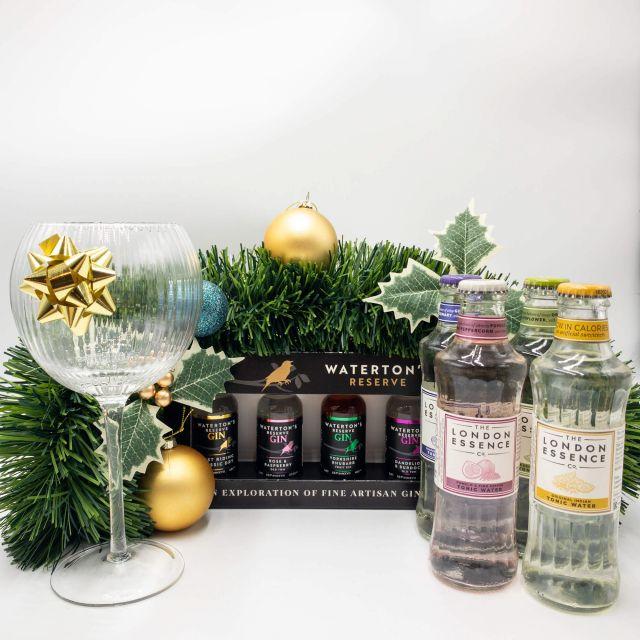 The Artisan Gin & Tonic Gift Set