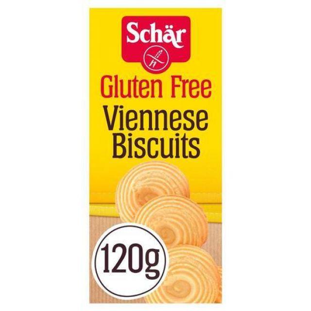 Schar Gluten Free Viennese Biscuits 120g