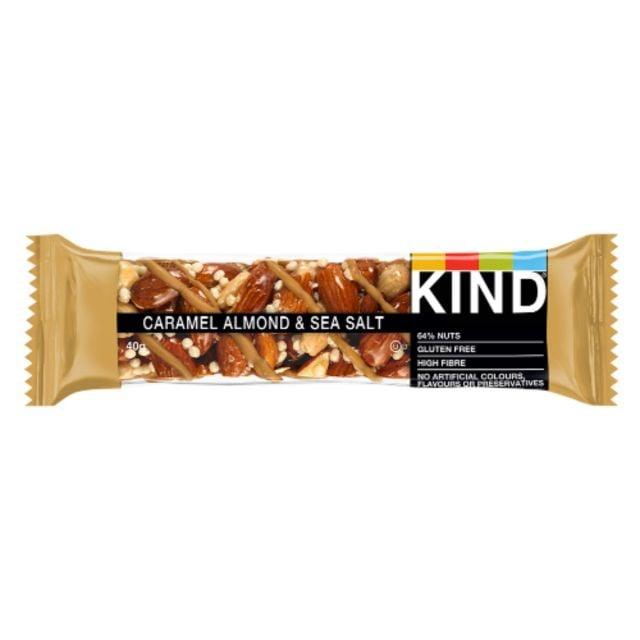 Kind Bar Caramel Almond & Sea Salt 40g