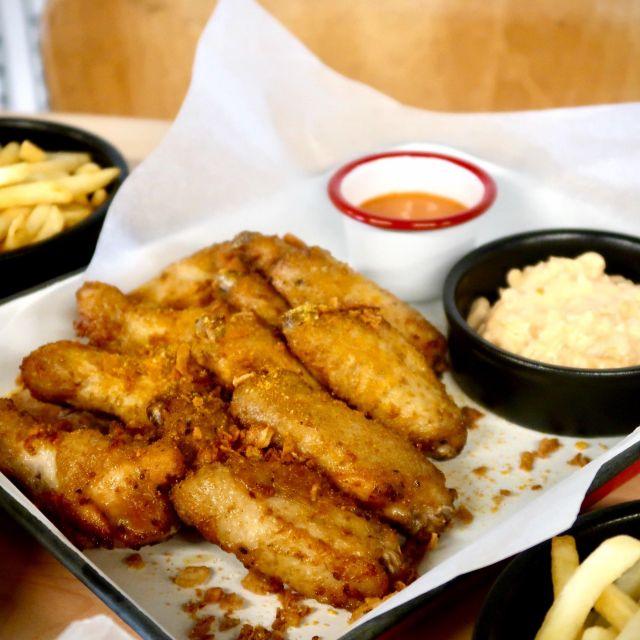 YOKI Wings: 12 Honey Yoghurt Wings