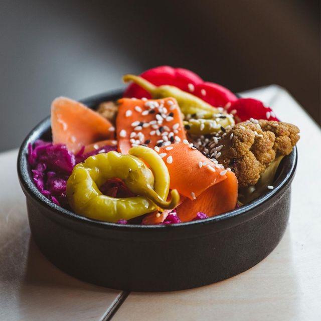 Lebanese Pickles (VG)