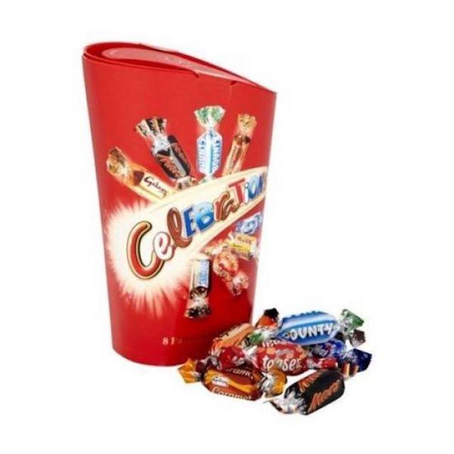 Celebrations Chocolate Carton 240g