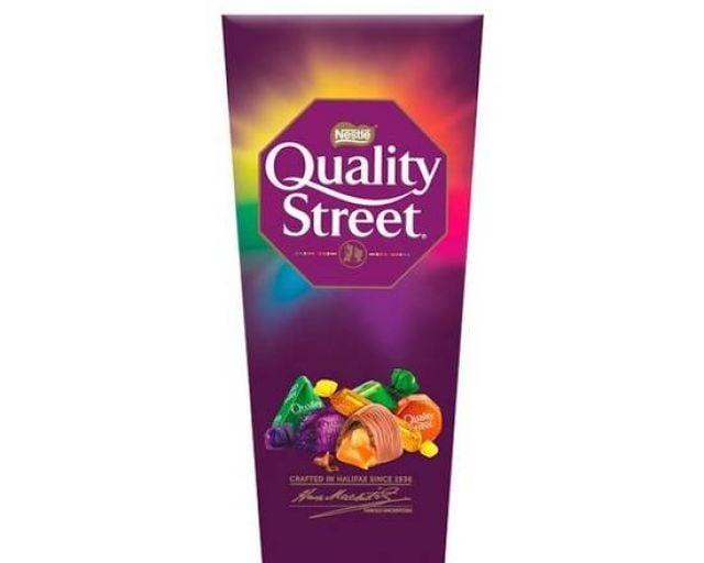 Quality Street Assorted Chocolate Box 240g