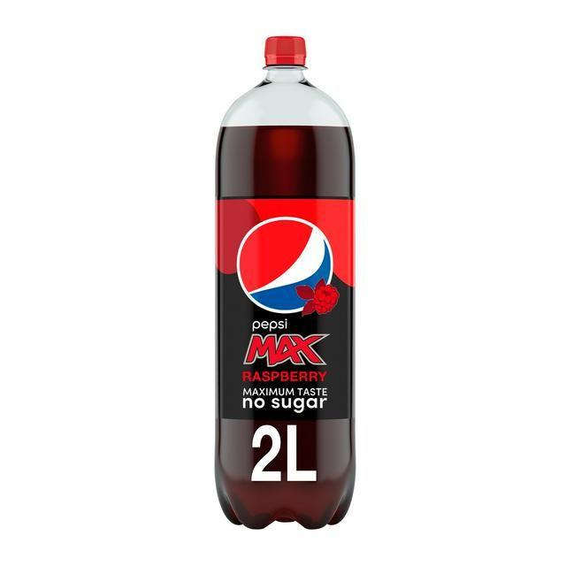 Pepsi Max Raspberry 2L