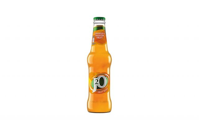 j2o orange and passion fruit