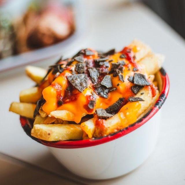 Loaded Fries (V)