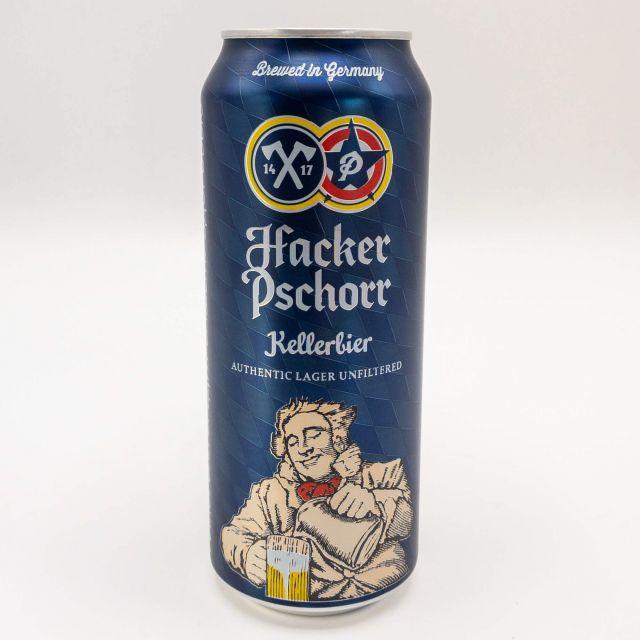 Lager/Pils - Hacker Pschorr - Kellerbier (5.5%)