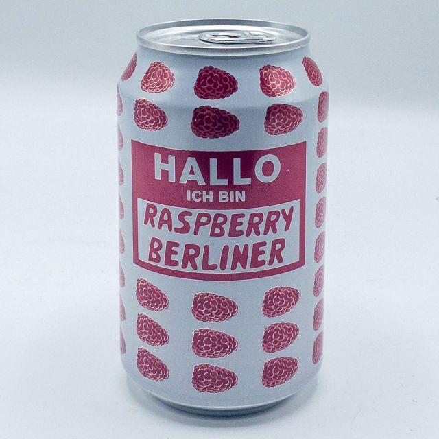 Sour - Mikkeller - Ich Bin Raspberry Berliner (3.7%)