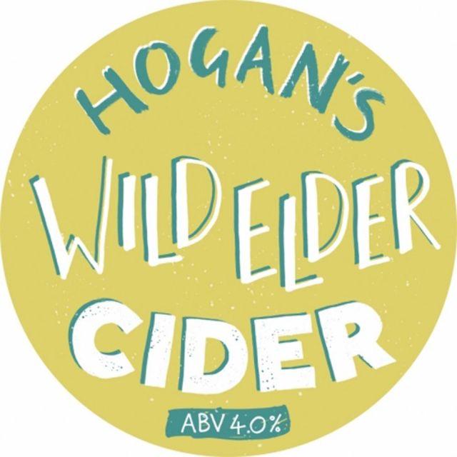 Hogans Wild Elder Cider