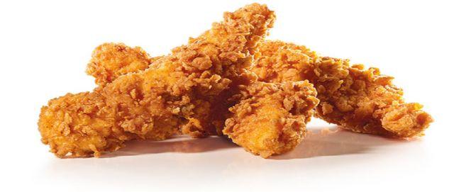 5 x Fresh Chicken Strips