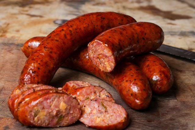Cheddar & Jalapeno Sausage