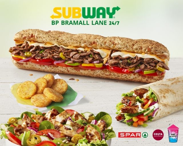 Subway 24/7 BP Bramall Lane