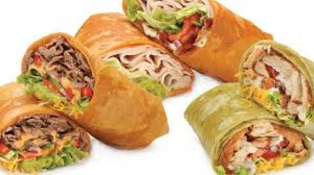 Meat Feast Wrap