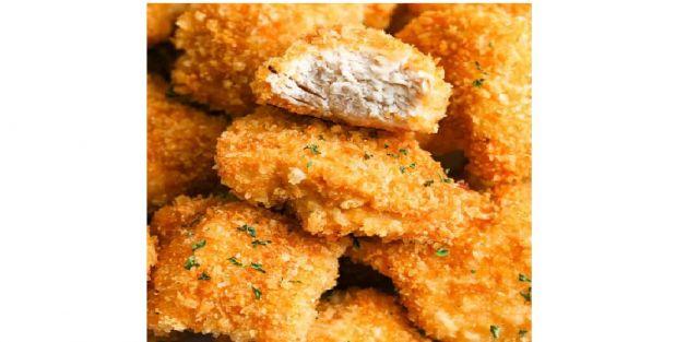6 Fresh Chicken Nuggets
