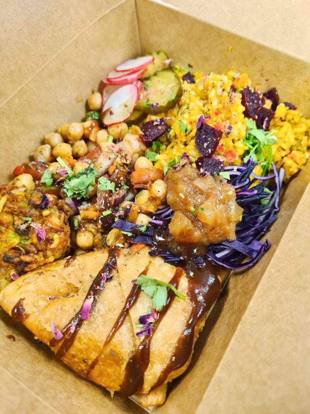 Vegan Desi Box