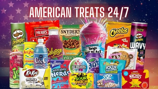American Treats 24/7 BP Bramall Lane