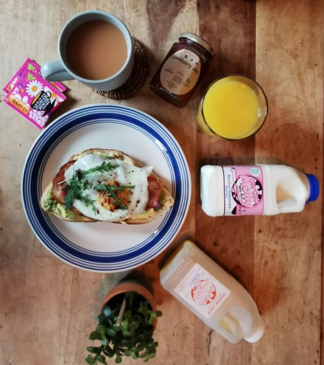 Classic Café Style Breakfast (vegan)