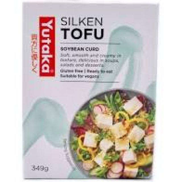 Silken Tofu (349g)