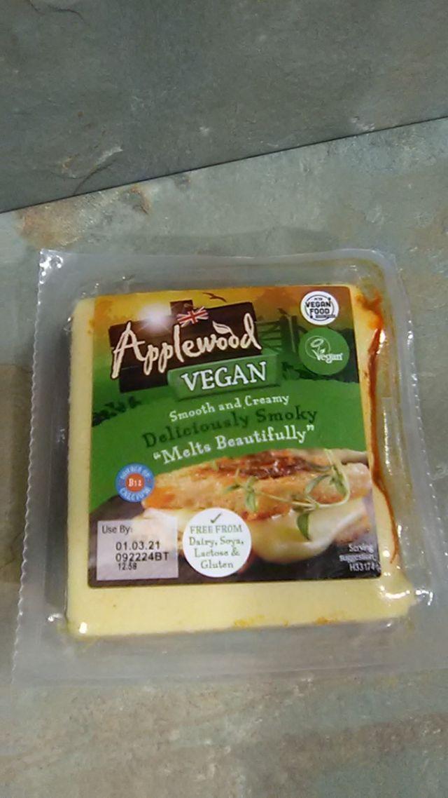 Vegan Applewood Dairy-Free Block (200g)