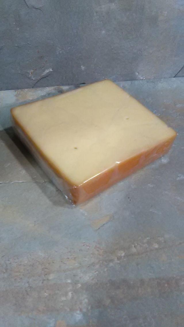 Saxon Cross Smoked Cheddar Cheese (200g)