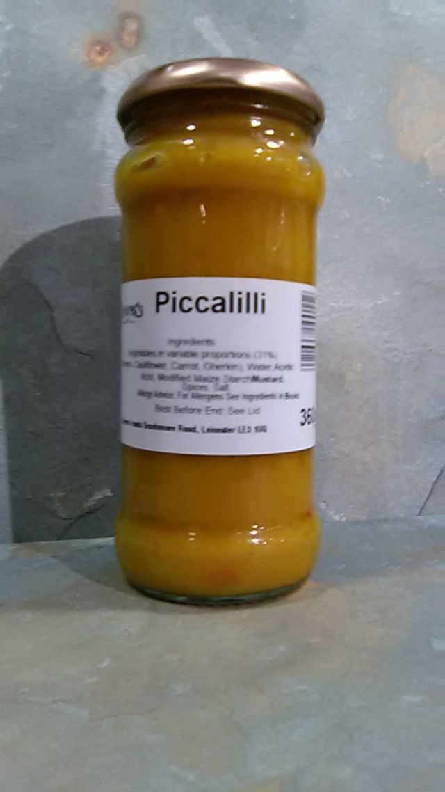 Driver's Traditional Piccalilli 360g