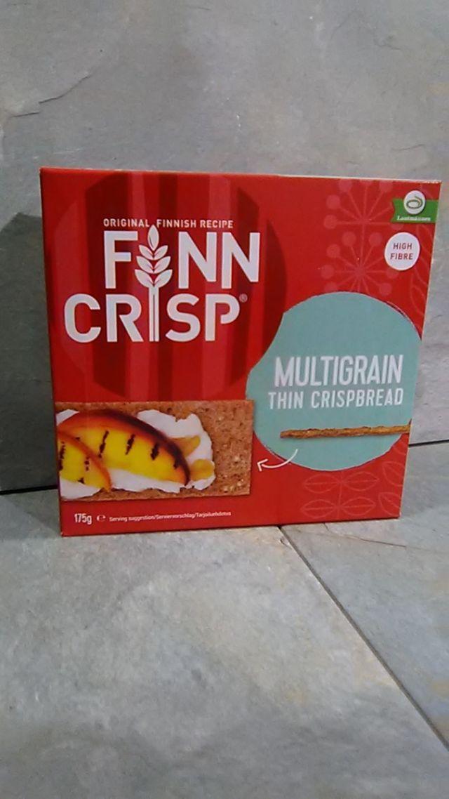 Finn Crisp Multigrain Crispbread 175g