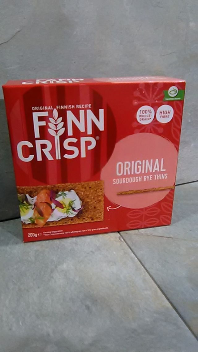 Finn Crisp Original Sourdough Rye Crispbread 200g