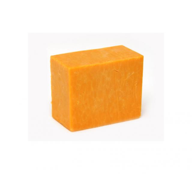 Mild Red Cheddar (per 100g)