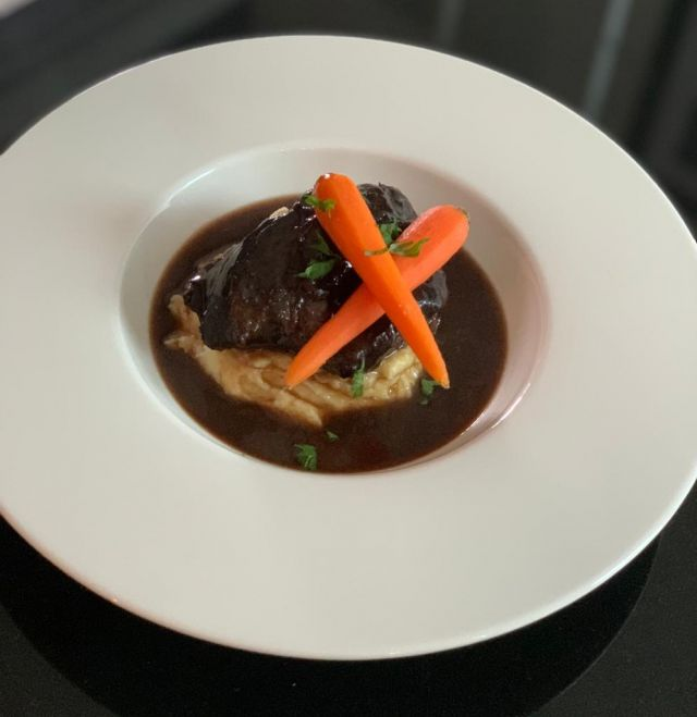 Slow Braised Derbyshire Beef