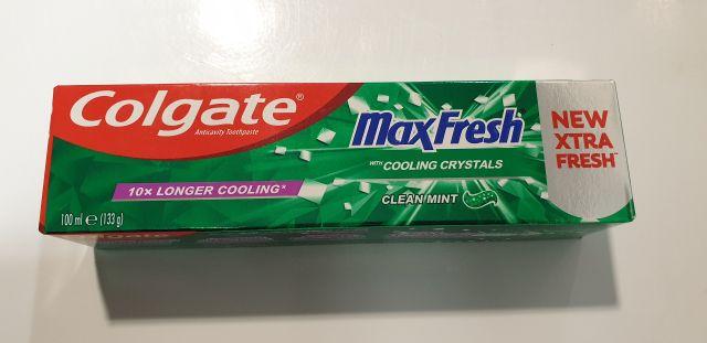 Colgate Max Fresh Clean Mint Toothpaste 100ml