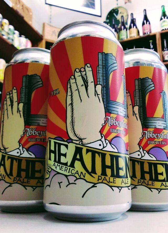 Abbeydale - Heathen Pale Ale (440ml)