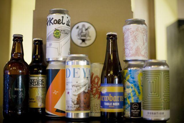 UK Craft Beer Pale & IPA Bundle
