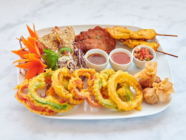 Chef's Special Mix Starter (2 People)