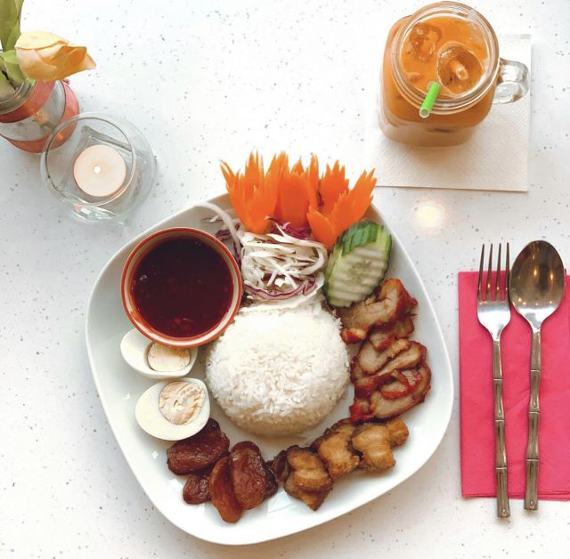 Thai Red Pork Roast