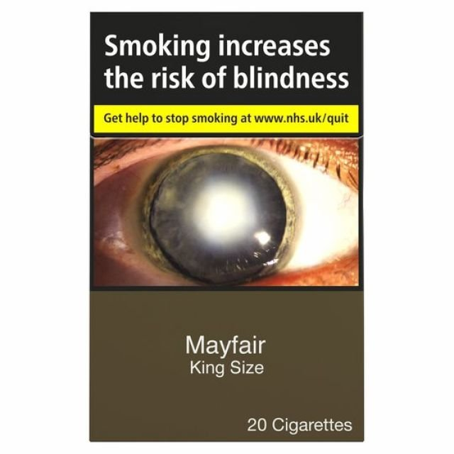 Mayfair King Size (20 cigarettes)