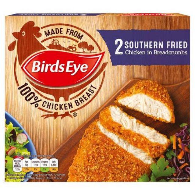 Birds Eye Southern Fried Chicken 2's