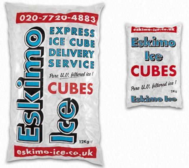 Eskimo Ice Cubes