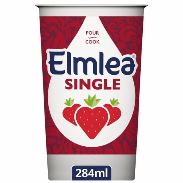 Elmlea UHT Single 284g