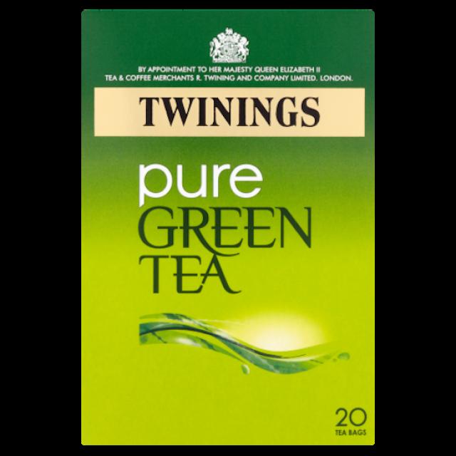 Twinings Green Tea 20s