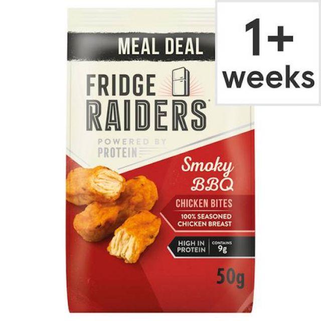 Fridge Raiders BBQ Chicken 50g
