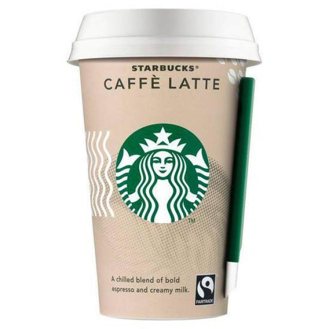 Starbucks Caffe Latte 220ml