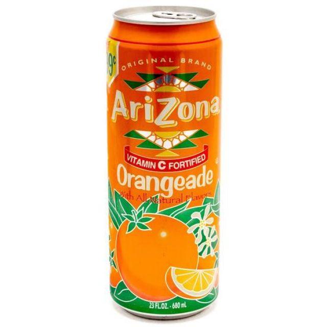 Arizona Orangeade 680ml