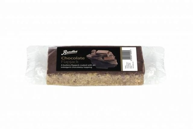 Rendles Chocolate Flapjack 100g